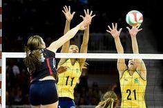 Blog Esportivo do Suíço:  Fê Garay e Adenízia resolvem, Brasil vence os EUA e vai à semi no vôlei