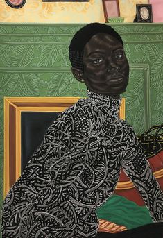 """""""For Opacity"""" opens tonight at the Drawing Center and includes work by Toyin Ojih Odutola. Make sure to also catch the last two weeks of… African American Art, African Art, Black Female Artists, The Drawing Center, Illustration Art Nouveau, Art Simple, Art Watercolor, Watercolor Fashion, Drawing Techniques"""