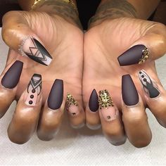 I love the various nail shapes..so on trend!  @nailsbymztina  #prettygirl #subscriptionbox #beauty #makeup #beautybox #blackbeauty #subscriptionaddiction #startup #newbusiness #makeupartist #makeupaddict #beautyblog #beautybox #BeautyBox #Fashion #Style #Lipstick #Lipgloss #Mascara #Highlight #MakeUp #Eyeliner #hair #EyeShadow #Lashes #curlygirl #curlyhair #Beautiful #EyeBrows #Beauty #GodesBeauty by godesbeauty_