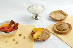 Tartelettes (sans blé sans lait) de Mély compatible regime Seignalet. #vegan #vegetalien