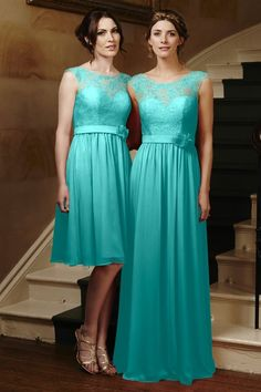 Lace,Ruched,Sweetheart Style 4208 Bridesmaid Dress by Alexia Designs in Tiffany