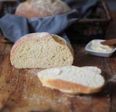 Feito com Amor: Pão de milho