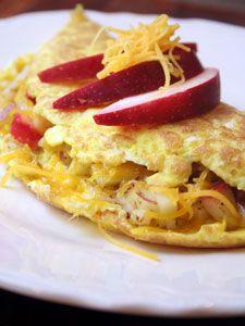 Easy Omelet Recipes on Pinterest   Omelet, Omelettes and Omelette ...