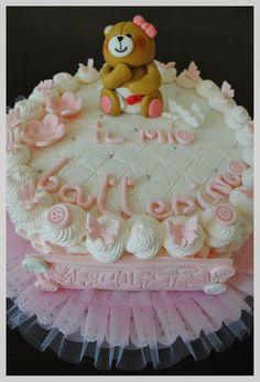 Torta Battesimo