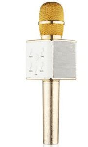 Top 14 Best Bluetooth Microphone Reviews (May, 2019) - Buyer's Guide Bluetooth Gadgets, Top 14, Karaoke, Musical Instruments, Crystal, Pink, Gifts, Beautiful, Music Instruments
