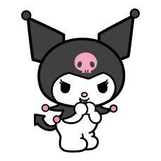Kuromi!!! LOVE her!!!