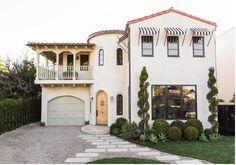 Love this exterior. Design by Leigh k. Herzig