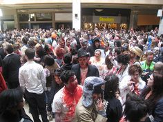 Zombie Fest - Monroeville Mall, via Flickr.