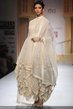 Designer duo Shantanu & Nikhil #WIFW #AW14 #shantanuandnikhil