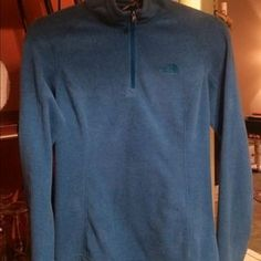 I just discovered this while shopping on Poshmark: North Face Aqua Pullover! XS NWTS. Check it out!  Size: XS