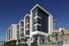 MISSION BAY BLOCK 11 / SAN FRANCISCO   Architect Magazine   SAIDA AND  SULLIVAN DESIGN PARTNERS