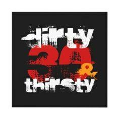 30th Birthday - Dirty 30 Ideas