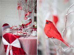 holiday wedding decor ideas