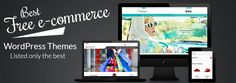 Worried how to make an eCommerce website? Here is an offer- Build your own online store FREE! It's easy and fast with the best free eCommerce WordPress themes ....