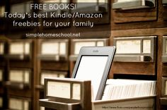 FREE BOOKS! Today's best KindleAmazon freebies for your family
