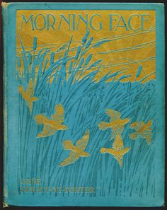 MORNING FACE (With Illustrations) by Gene Stratton-Porter - 1916 1st Edition