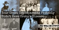 Traditional Food Diet and Crohn's Disease