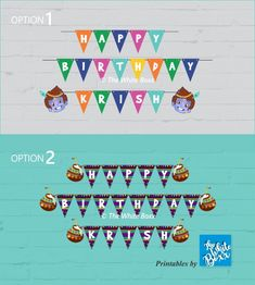 Krishna / Kisna (Hindu God) themed Banner / Bunting / Garland birthday decor for your child - Any Age Birthday Bunting, Birthday Decorations, Birthday Party Themes, Krishna Birthday, Thing 1, Bunting Garland, Your Child, Jewel, Sewing Projects