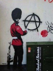 Banksy, Great Eastern Street