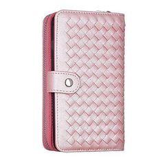 Samsung Galaxy Luxury Leather Wallet Case With Card Holder Clear Pink Galaxy S8, Samsung Galaxy, Leather Wallet, Wallets, Card Holder, Luxury, Garden, Pink, Ebay