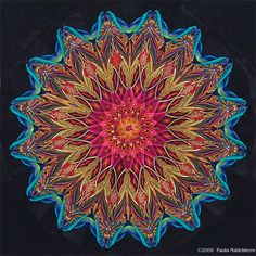 Paula Nadelstern kaleidoscope quilt - her work is amazing!