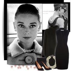 Pearls & Audrey