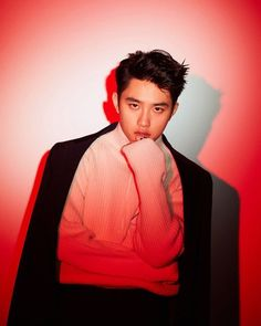 EXO member and actor Do Kyung Soo appeared on 'Let's Go Video Travel'.On the episode on December Do Kyung Soo started off wi… Kyungsoo, Chanyeol, Kaisoo, Chen, Korean Men, Korean Actors, D O Exo, Exo Fanart, Exo Music