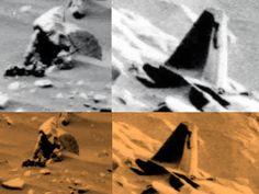 Artificial Objects (UFO) on Mars - Jan 27, 2014 |UFO Sightings Hotspot