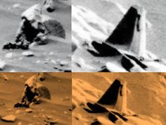 Artificial Objects (UFO) on Mars - Jan 27, 2014 |UFO Sightings Hotspot