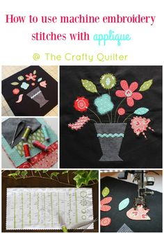 How to use embroider