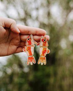 Cute Jewelry, Diy Jewelry, Beaded Jewelry, Jewelry Box, Jewelry Accessories, Handmade Jewelry, Jewelry Making, Jewellery, Bijou Brigitte