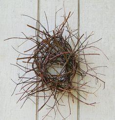 Very rustic wreath