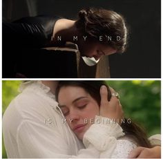 Just shoot me, I'd be less painful then how the ending of reign went.