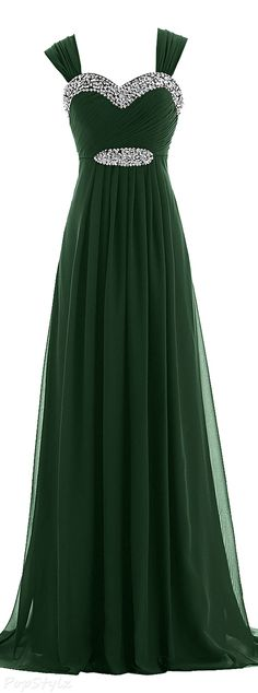 Sunvary Fashion Straps Long Evening Gown