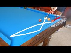 5 Awkward Shots in Pool and How to Do Them! Bar Pool Table, Outdoor Pool Table, Pool Table Covers, Pool Table Room, Snooker Games, Billiards Bar, Billards Room, Pool Games, Bar Games