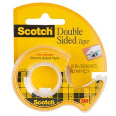 3m scotch expressions masking tape ruler