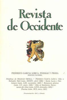 Federico García Lorca, poemas y prosas