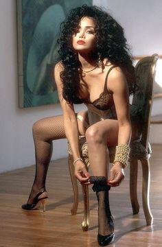 Latoya jackson sexy
