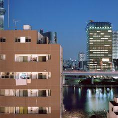 Sumida river, Tokyo #LogoCore