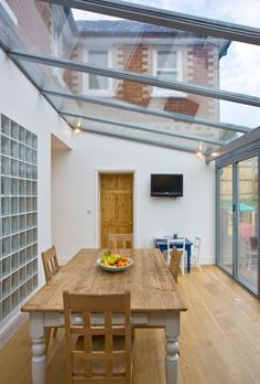 Dining Room - traditional - Sunroom - South East - Abode Architects Llp