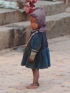 Nepali baby girl lost her mum!