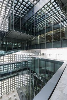 OMA . Qatar Foundation Headquarters . Doha (14)