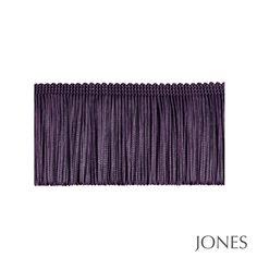 Jones Interiors I Trimmings Velvet Corner Sofa, Lampshades, Plum, Broadway, Art Deco, Cushions, Interiors, House Styles, Purple