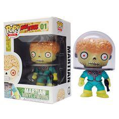 Mars Attacks! Martian Pop! Vinyl Figure