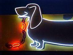 Dog House Neon, Albuquerque Route 66