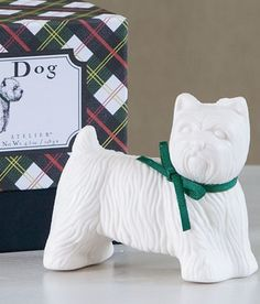 Westie Soap with Gift Box