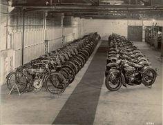 Harley-Davidson models 1904 - 1938