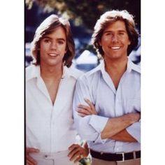Sean Cassidy and Parker Stevenson, The Hardy Boys Mysteries