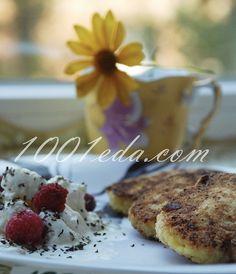 Сырники с манкой и изюмом: рецепт с пошаговым фото