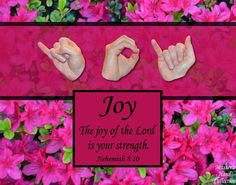 When hard times hit we can turn to God for the strength we don't have. He is always there to restore the we are lacking. Verses About Joy, Bible Verses For Hard Times, Popular Bible Verses, Best Bible Verses, Bible Verse Wall Art, Scriptures, Bible Quotes, Sign Language Art, Writing